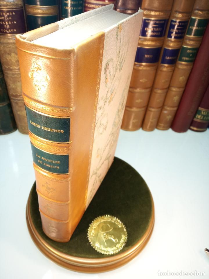 LA JEUNESSE DE POUSSIN. LOUIS HOURTICQ. LIBRAIRIE HACHETTE. PARÍS. 1937. (Libros Antiguos, Raros y Curiosos - Bellas artes, ocio y coleccion - Pintura)