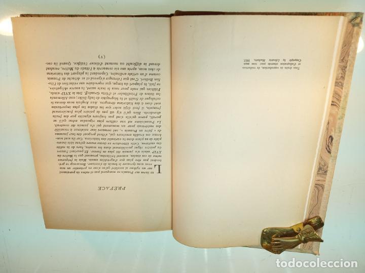 Libros antiguos: La Jeunesse de Poussin. Louis Hourticq. Librairie Hachette. París. 1937. - Foto 5 - 159440122
