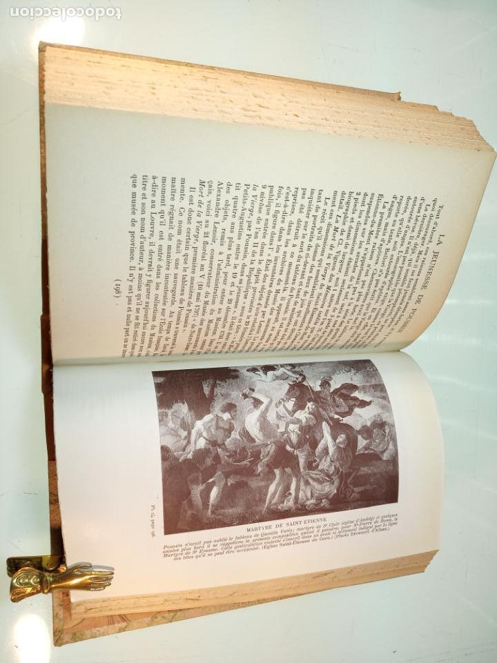 Libros antiguos: La Jeunesse de Poussin. Louis Hourticq. Librairie Hachette. París. 1937. - Foto 7 - 159440122