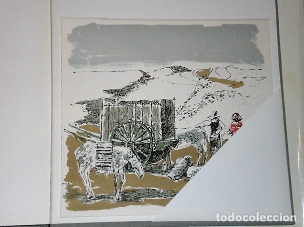 Libros antiguos: REDONDELA. POR JOSÉ HIERRO (LIBRO-CATÁLOGO+4 LITOGRAFÍAS ORIGINALES FIRMADAS) - Foto 13 - 160456286