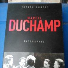 Libros antiguos: MARCEL DUCHAMP, BIOGRAFÍA. Lote 160935554