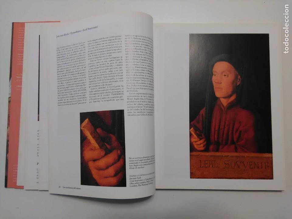 Libros antiguos: LIBRO EL ARTE DEL RETRATO POR NORBERT SCHNEIDER, EDITADO POR TASCHEN - Foto 7 - 160996010