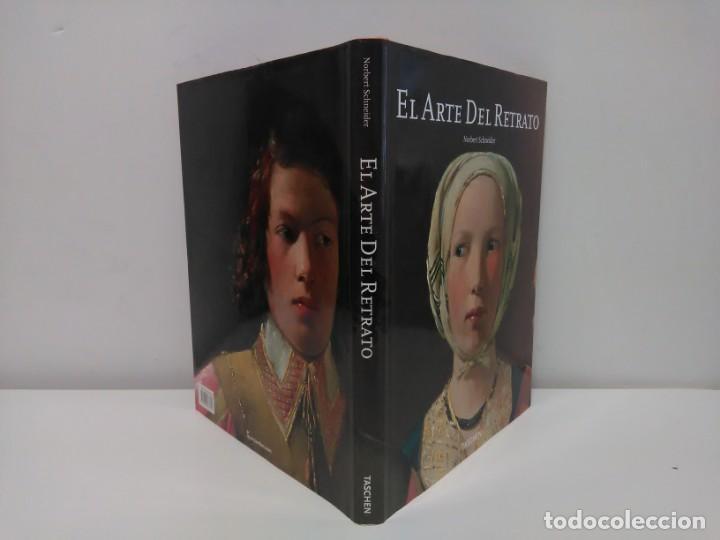 Libros antiguos: LIBRO EL ARTE DEL RETRATO POR NORBERT SCHNEIDER, EDITADO POR TASCHEN - Foto 2 - 160996010