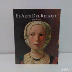 Libros antiguos: LIBRO EL ARTE DEL RETRATO POR NORBERT SCHNEIDER, EDITADO POR TASCHEN. Lote 160996010
