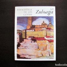 Libros antiguos: PINACOTECA DE LOS GENIOS ZULOAGA 145. Lote 165380550