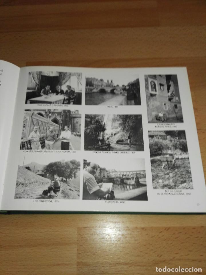 Libros antiguos: Libro de acuarelas de Valentín del Fresno firmado y dedicado - Foto 9 - 166591246