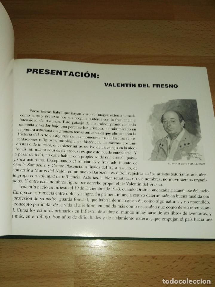 Libros antiguos: Libro de acuarelas de Valentín del Fresno firmado y dedicado - Foto 10 - 166591246