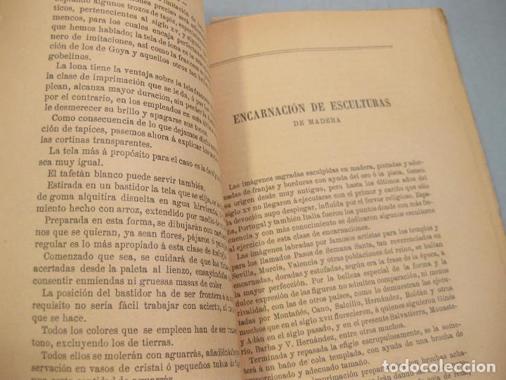 Libros antiguos: Tratado de la Pintura. Vicente Poleró. Madrid. 1886. - Foto 4 - 166602718