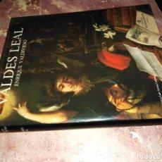 Libros antiguos: VALDES LEAL. ENRIQUE VALDIVIESO. . Lote 166744346