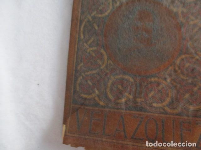 Libros antiguos: VELÁZQUEZ. Les Chefs - d' Oeuvre de Velázquez . 1925 - Foto 9 - 166956396