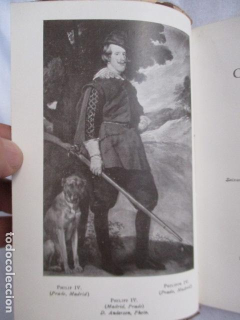 Libros antiguos: VELÁZQUEZ. Les Chefs - d' Oeuvre de Velázquez . 1925 - Foto 12 - 166956396