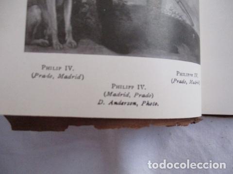 Libros antiguos: VELÁZQUEZ. Les Chefs - d' Oeuvre de Velázquez . 1925 - Foto 13 - 166956396