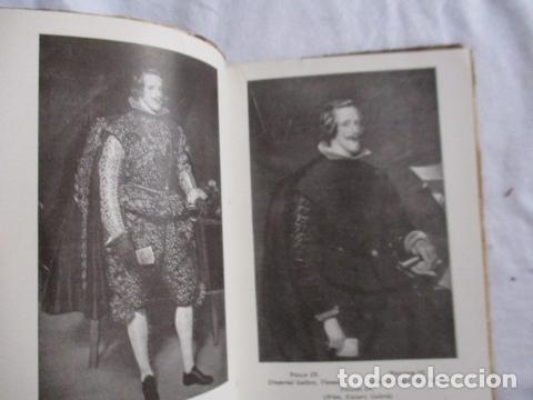 Libros antiguos: VELÁZQUEZ. Les Chefs - d' Oeuvre de Velázquez . 1925 - Foto 17 - 166956396