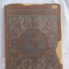 Libros antiguos: VELÁZQUEZ. LES CHEFS - D' OEUVRE DE VELÁZQUEZ . 1925. Lote 166956396