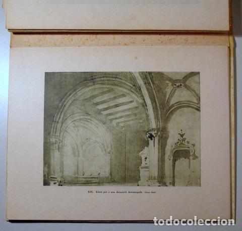 Libros antiguos: ELIES, Feliu - SOLER I ROVIROSA - LA VIDA I LOBRA DE SOLER I ROVIROSA - Seix Barral 1931 - Il.lust - Foto 4 - 166975158