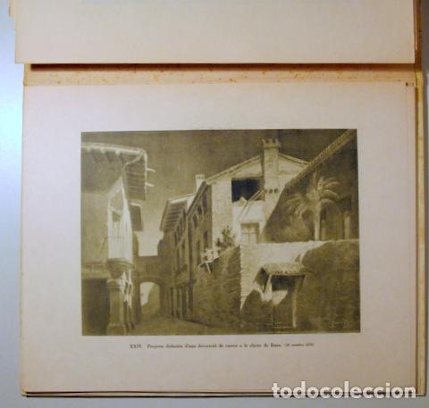 Libros antiguos: ELIES, Feliu - SOLER I ROVIROSA - LA VIDA I LOBRA DE SOLER I ROVIROSA - Seix Barral 1931 - Il.lust - Foto 5 - 166975158