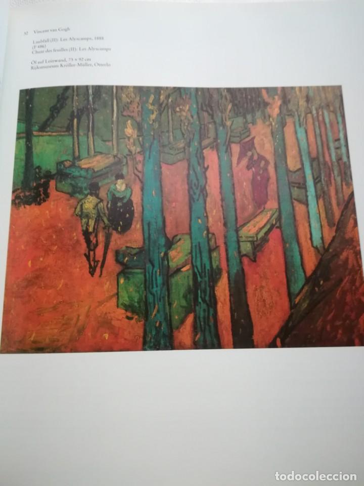 Libros antiguos: Vincent Van Gogh und die Moderne 1890-1914, en alemán. 1991, libro muy ilustrado - Foto 3 - 167698540