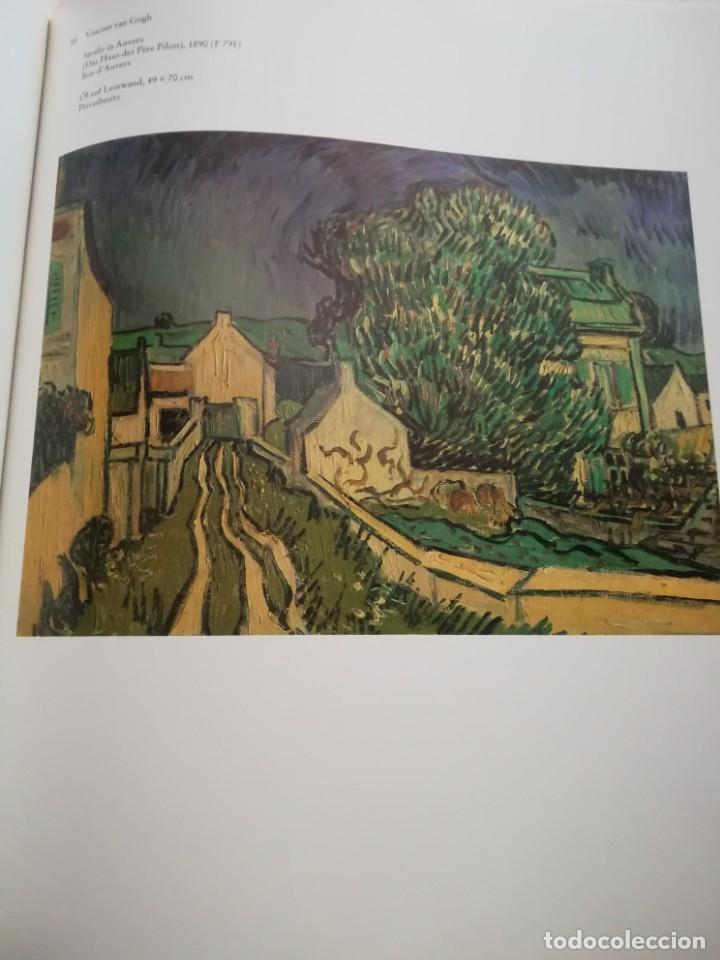 Libros antiguos: Vincent Van Gogh und die Moderne 1890-1914, en alemán. 1991, libro muy ilustrado - Foto 4 - 167698540