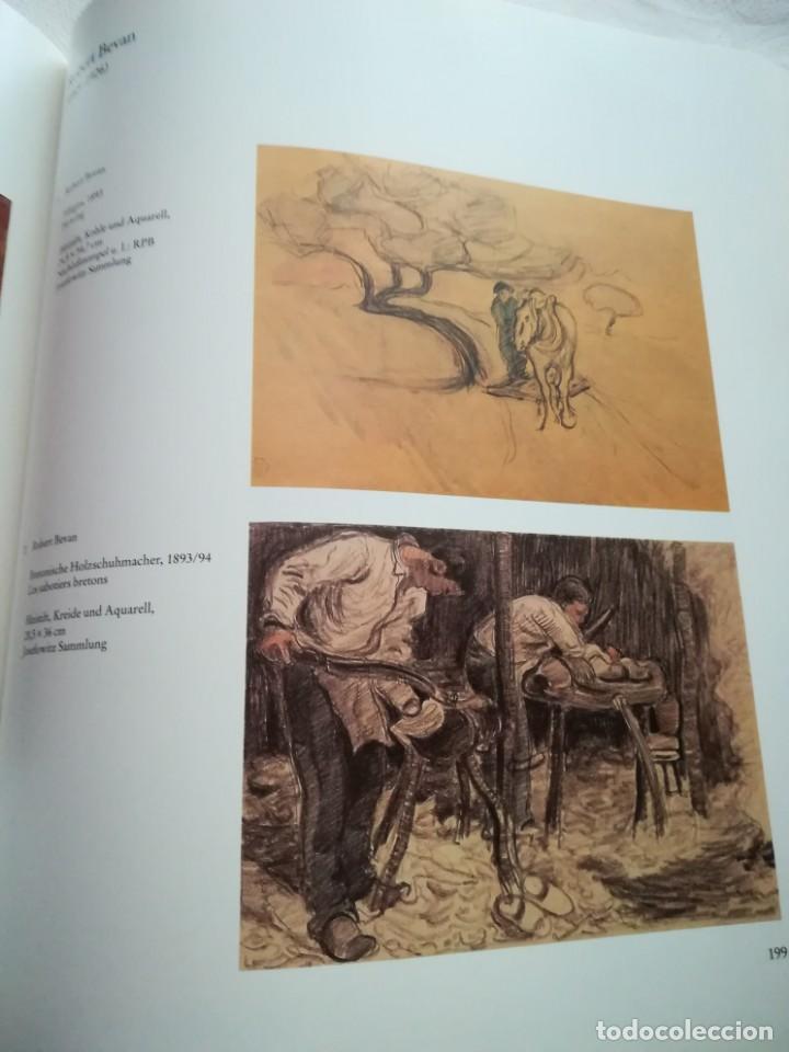 Libros antiguos: Vincent Van Gogh und die Moderne 1890-1914, en alemán. 1991, libro muy ilustrado - Foto 10 - 167698540