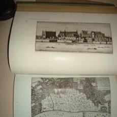Libros antiguos: LONDON PAST AND PRESENT. LONDRES, PASADO Y PRESENTE. 1916. Lote 168390804