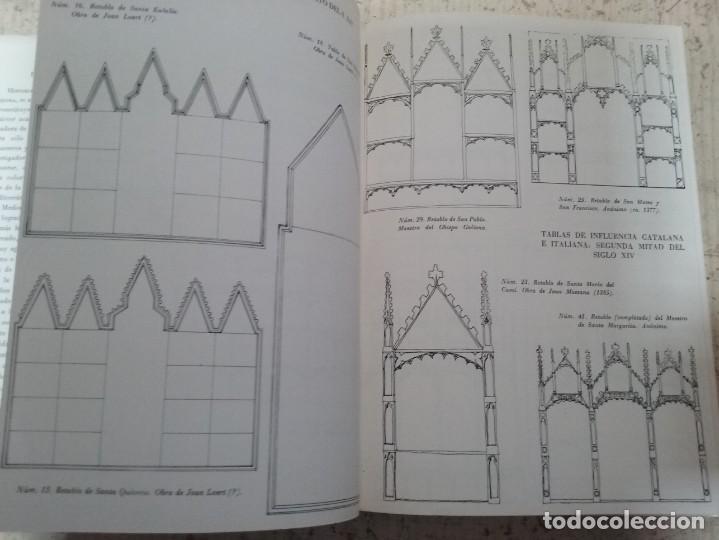 Libros antiguos: LA PINTURA MEDIEVAL MALLORQUINA: SU ENTORNO CULTURAL Y SU ICONOGRAFIA - GABRIEL LLOMPART (TOMO I) - Foto 11 - 169747612