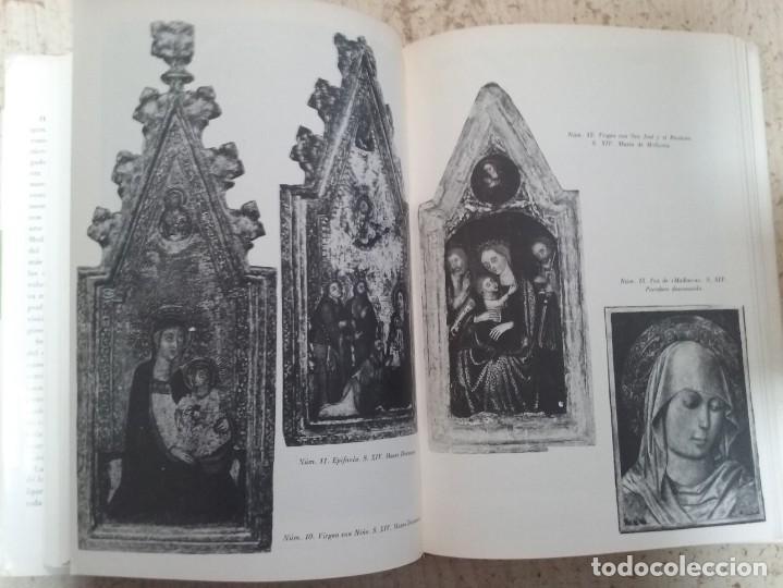 Libros antiguos: LA PINTURA MEDIEVAL MALLORQUINA: SU ENTORNO CULTURAL Y SU ICONOGRAFIA - GABRIEL LLOMPART (TOMO I) - Foto 14 - 169747612