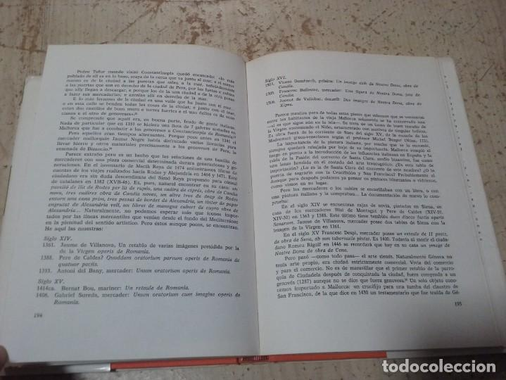 Libros antiguos: LA PINTURA MEDIEVAL MALLORQUINA: SU ENTORNO CULTURAL Y SU ICONOGRAFIA - GABRIEL LLOMPART (TOMO I) - Foto 15 - 169747612