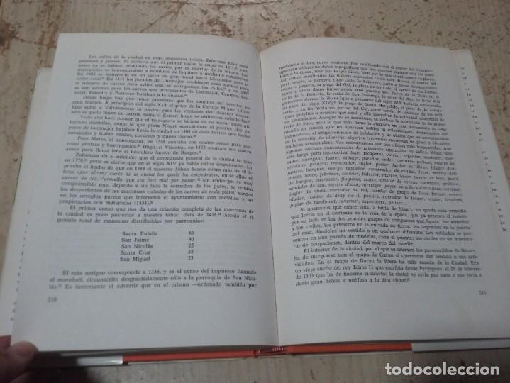 Libros antiguos: LA PINTURA MEDIEVAL MALLORQUINA: SU ENTORNO CULTURAL Y SU ICONOGRAFIA - GABRIEL LLOMPART (TOMO I) - Foto 16 - 169747612