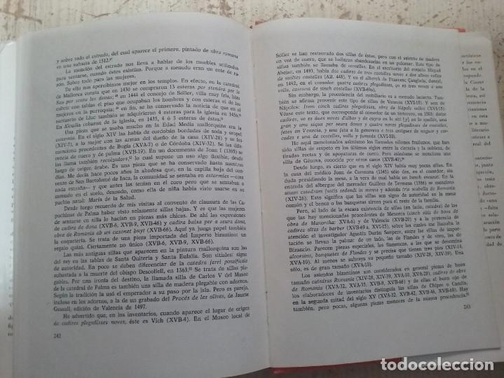 Libros antiguos: LA PINTURA MEDIEVAL MALLORQUINA: SU ENTORNO CULTURAL Y SU ICONOGRAFIA - GABRIEL LLOMPART (TOMO I) - Foto 18 - 169747612