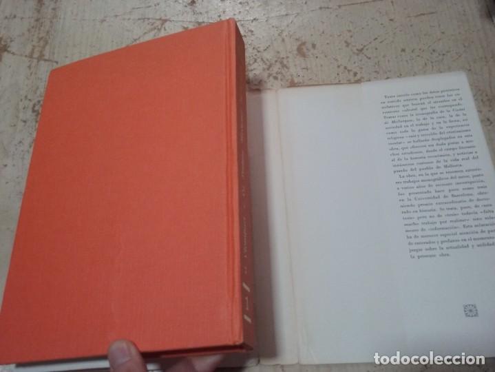 Libros antiguos: LA PINTURA MEDIEVAL MALLORQUINA: SU ENTORNO CULTURAL Y SU ICONOGRAFIA - GABRIEL LLOMPART (TOMO I) - Foto 19 - 169747612