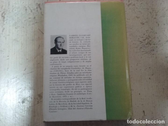 Libros antiguos: LA PINTURA MEDIEVAL MALLORQUINA: SU ENTORNO CULTURAL Y SU ICONOGRAFIA - GABRIEL LLOMPART (TOMO I) - Foto 20 - 169747612