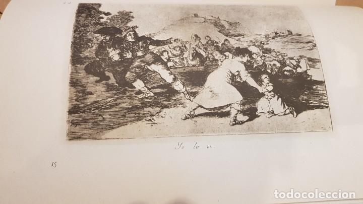 Libros antiguos: GOYA / LOS DESASTRES DE LA GUERRA / COLECCIÓN 82 AGUAFUERTES / ED - TARTESSOS / OCASIÓN ! - Foto 8 - 169757984