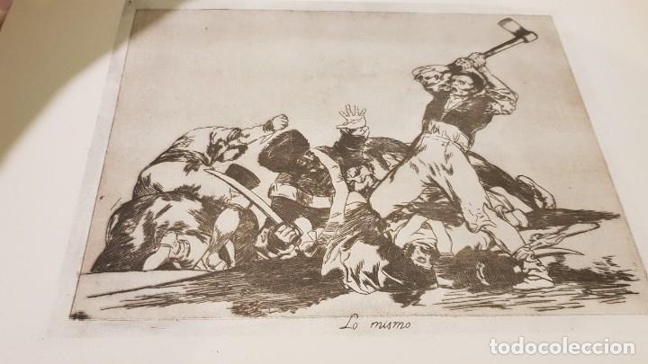 Libros antiguos: GOYA / LOS DESASTRES DE LA GUERRA / COLECCIÓN 82 AGUAFUERTES / ED - TARTESSOS / OCASIÓN ! - Foto 5 - 169757984