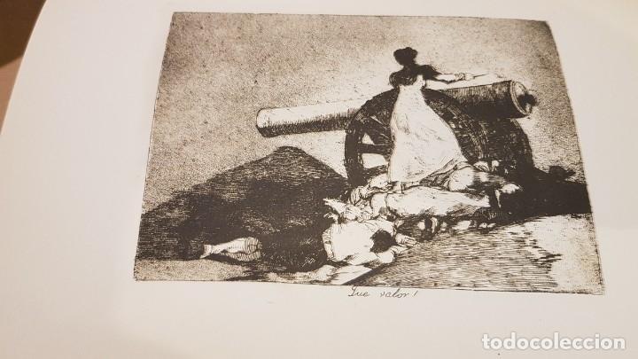Libros antiguos: GOYA / LOS DESASTRES DE LA GUERRA / COLECCIÓN 82 AGUAFUERTES / ED - TARTESSOS / OCASIÓN ! - Foto 7 - 169757984