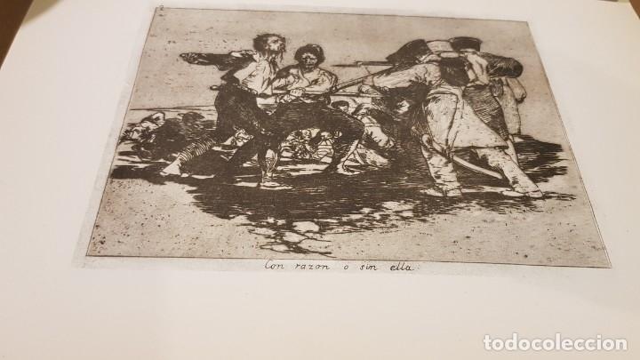 Libros antiguos: GOYA / LOS DESASTRES DE LA GUERRA / COLECCIÓN 82 AGUAFUERTES / ED - TARTESSOS / OCASIÓN ! - Foto 4 - 169757984