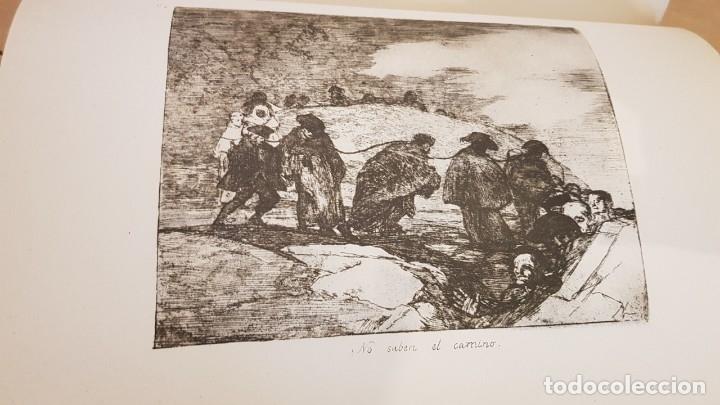 Libros antiguos: GOYA / LOS DESASTRES DE LA GUERRA / COLECCIÓN 82 AGUAFUERTES / ED - TARTESSOS / OCASIÓN ! - Foto 11 - 169757984