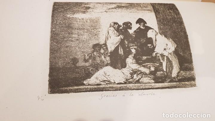 Libros antiguos: GOYA / LOS DESASTRES DE LA GUERRA / COLECCIÓN 82 AGUAFUERTES / ED - TARTESSOS / OCASIÓN ! - Foto 9 - 169757984