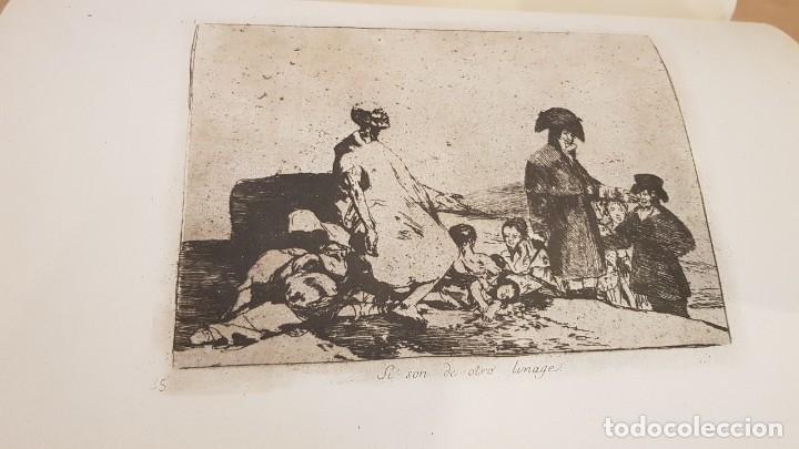 Libros antiguos: GOYA / LOS DESASTRES DE LA GUERRA / COLECCIÓN 82 AGUAFUERTES / ED - TARTESSOS / OCASIÓN ! - Foto 10 - 169757984