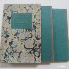 Libros antiguos: OBRAS ROMANAS DE FRANCOIS-ANDRE VINCENT PINTOR DEL REY - 2 VOLUMENES UNO CON 12 DIBUJOS, PARIS 1938. Lote 169967020