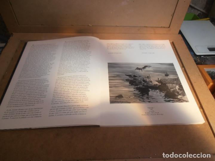 Libros antiguos: Antonio Heredero. Antolóxica. Catálogo de Exposición. + CATALOGO ACUARELAS - Foto 3 - 170130412