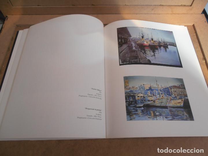 Libros antiguos: Antonio Heredero. Antolóxica. Catálogo de Exposición. + CATALOGO ACUARELAS - Foto 5 - 170130412