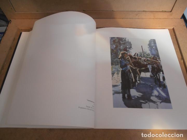 Libros antiguos: Antonio Heredero. Antolóxica. Catálogo de Exposición. + CATALOGO ACUARELAS - Foto 6 - 170130412