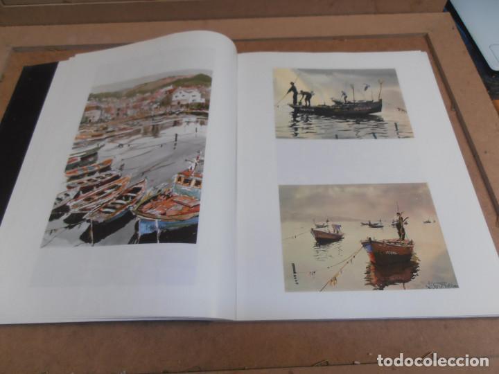 Libros antiguos: Antonio Heredero. Antolóxica. Catálogo de Exposición. + CATALOGO ACUARELAS - Foto 10 - 170130412