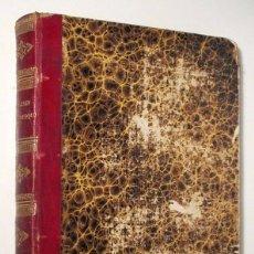 Libros antiguos: LE MAGASIN PITTORESQUE. 1RE ANNÉE - PARIS 1833 - LIBRE EN FRANÇAIS. Lote 171298528