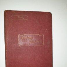Libros antiguos: COMPENDIO DE ANATOMIA PARA USO DE LOS ARTISTAS. POR MATHIAS DUVAL. SAEZ DE JUBERA ED . MADRID. Lote 172625874
