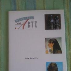 Libros antiguos: HISTORIA DEL ARTE SALVAT. VOLUMEN 2. ARTE EGIPCIO.. Lote 172882583