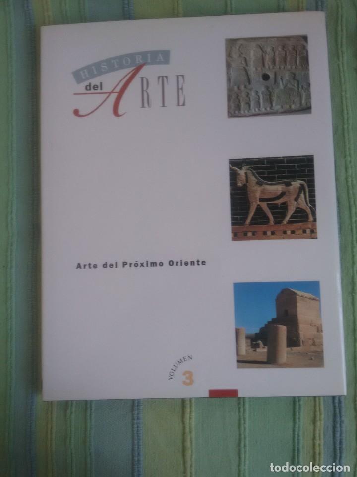 HISTORIA DEL ARTE SALVAT. VOLUMEN 3. ARTE DEL PRÓXIMO ORIENTE. (Libros Antiguos, Raros y Curiosos - Bellas artes, ocio y coleccion - Pintura)