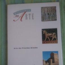 Libros antiguos: HISTORIA DEL ARTE SALVAT. VOLUMEN 3. ARTE DEL PRÓXIMO ORIENTE.. Lote 172882753