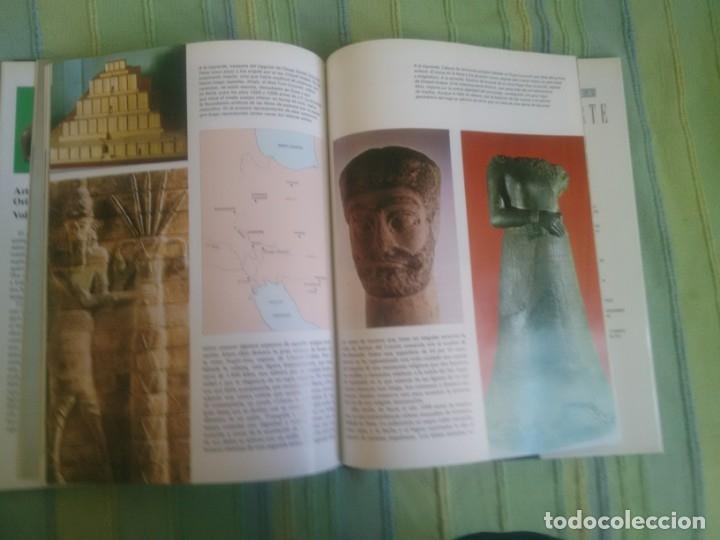 Libros antiguos: HISTORIA DEL ARTE SALVAT. Volumen 3. Arte del Próximo Oriente. - Foto 4 - 172882753