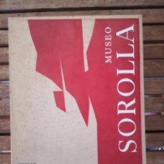Libros antiguos: MUSEO SOROLLA AGUILAR. Lote 175145163